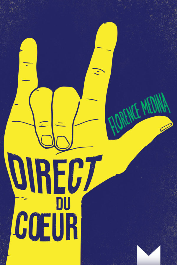 Couverture Direct du cœur