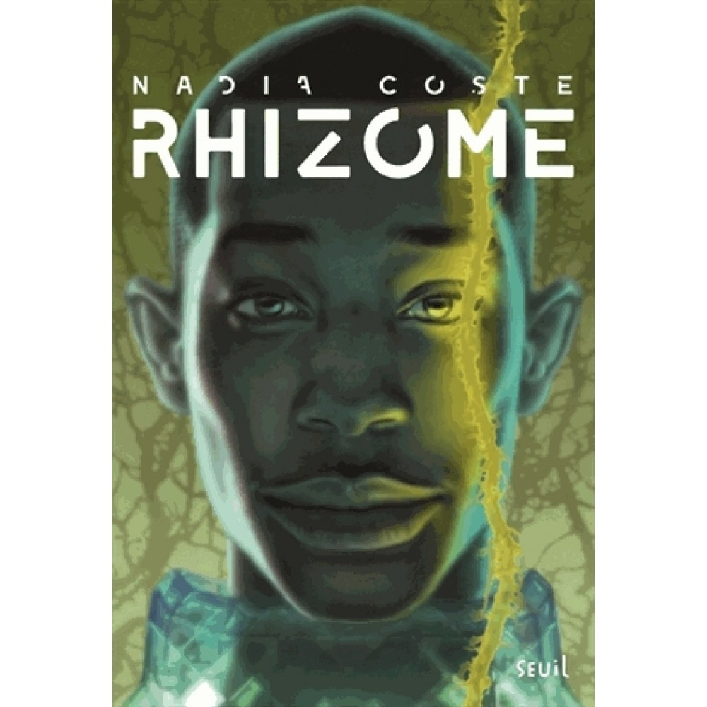 Couverture Rhizome - Nadia Coste